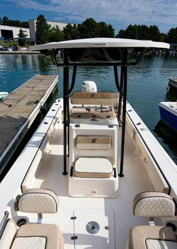 2021 Carolina Skiff boat for sale, model of the boat is 23 Ultra Elite & Image # 3 of 4