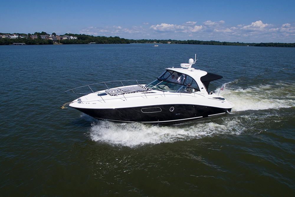 35 Sea Ray Wood Knot 2009 Hendersonville Denison Yacht Sales