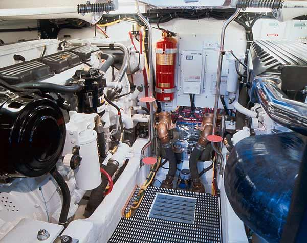 Manufacturer Provided Image: Engine Compartment