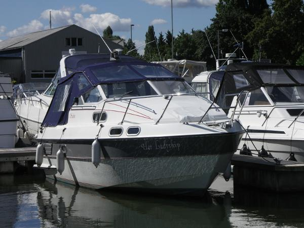 Sealine 255