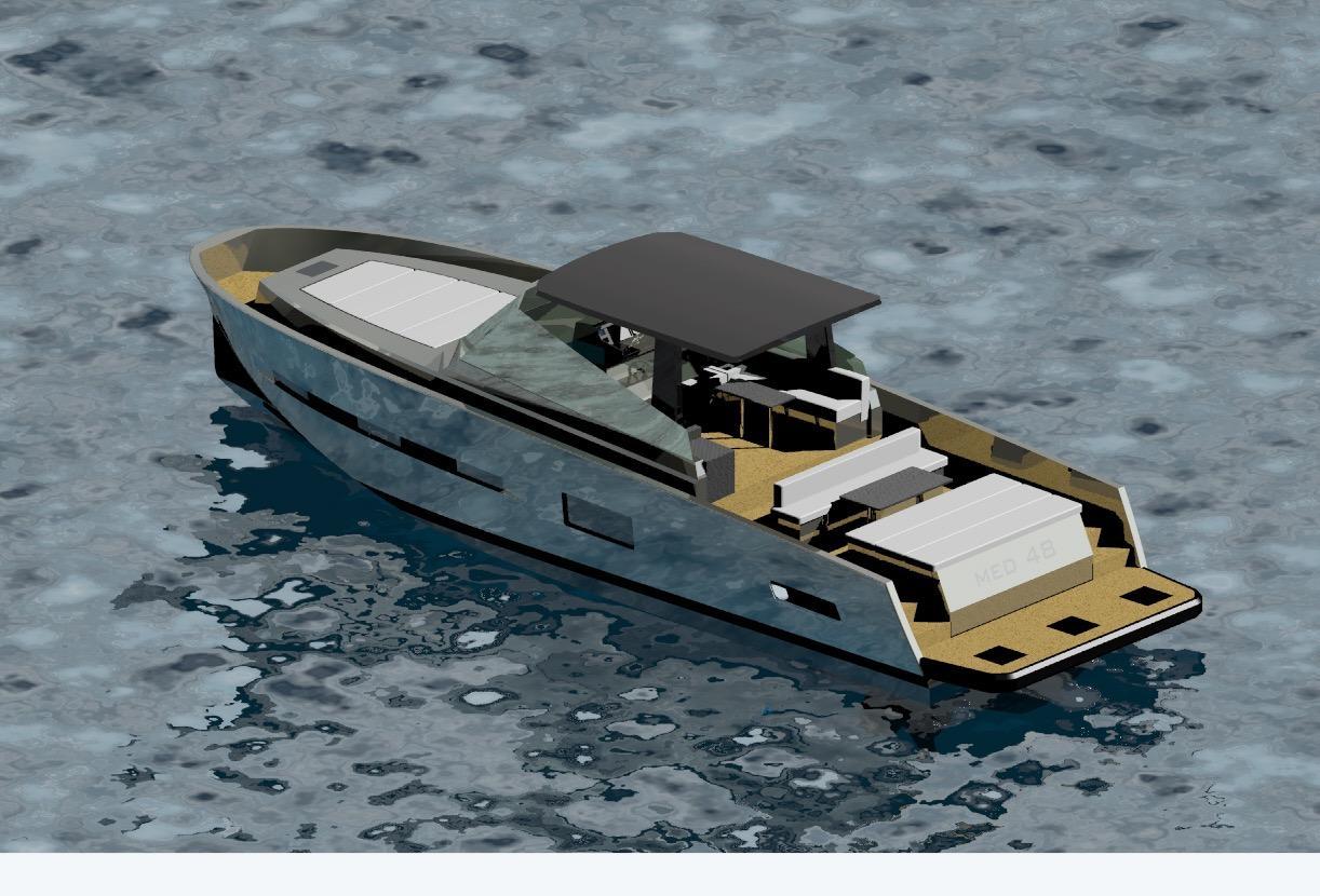 Med Yacht 48