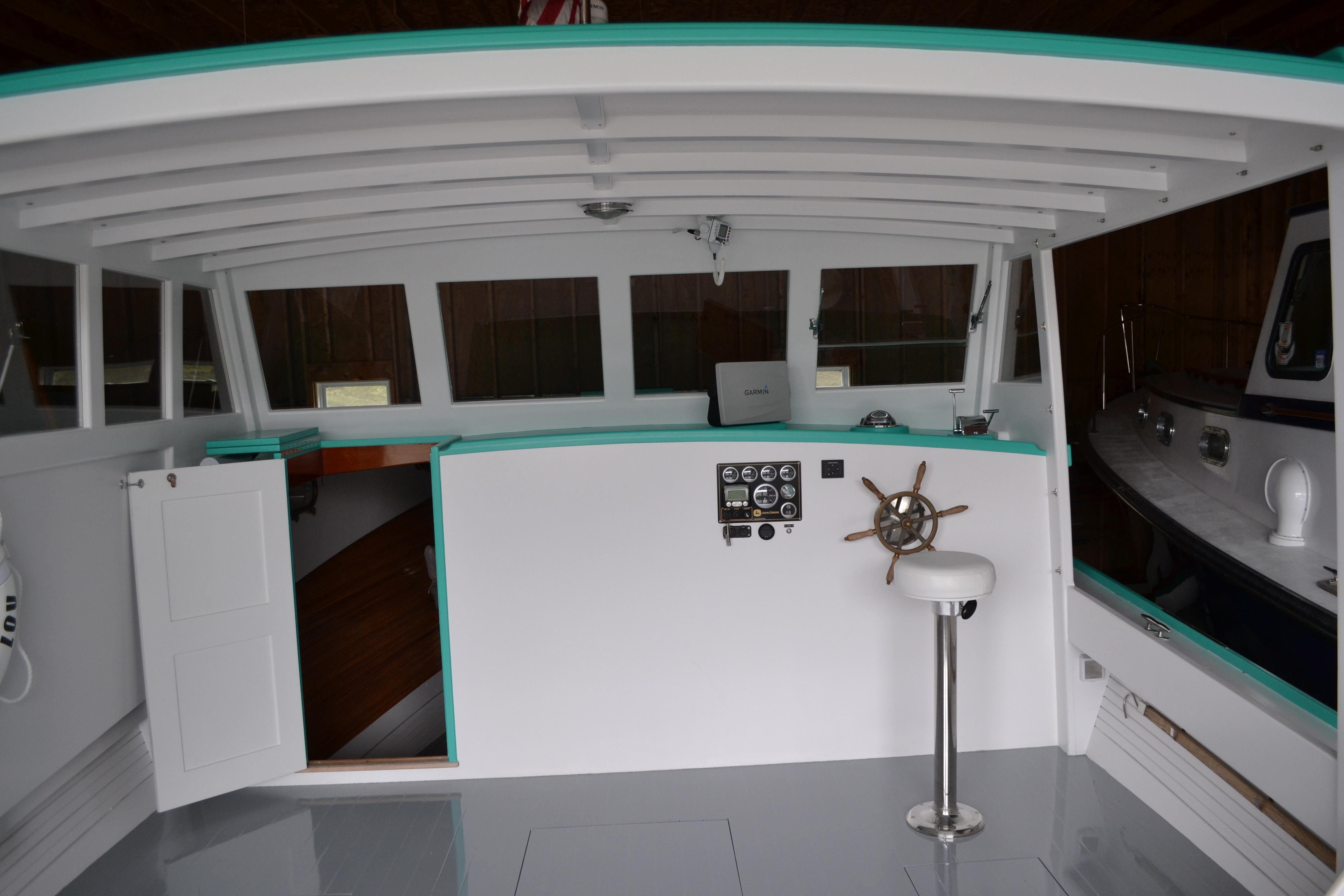 Steering bulkhead