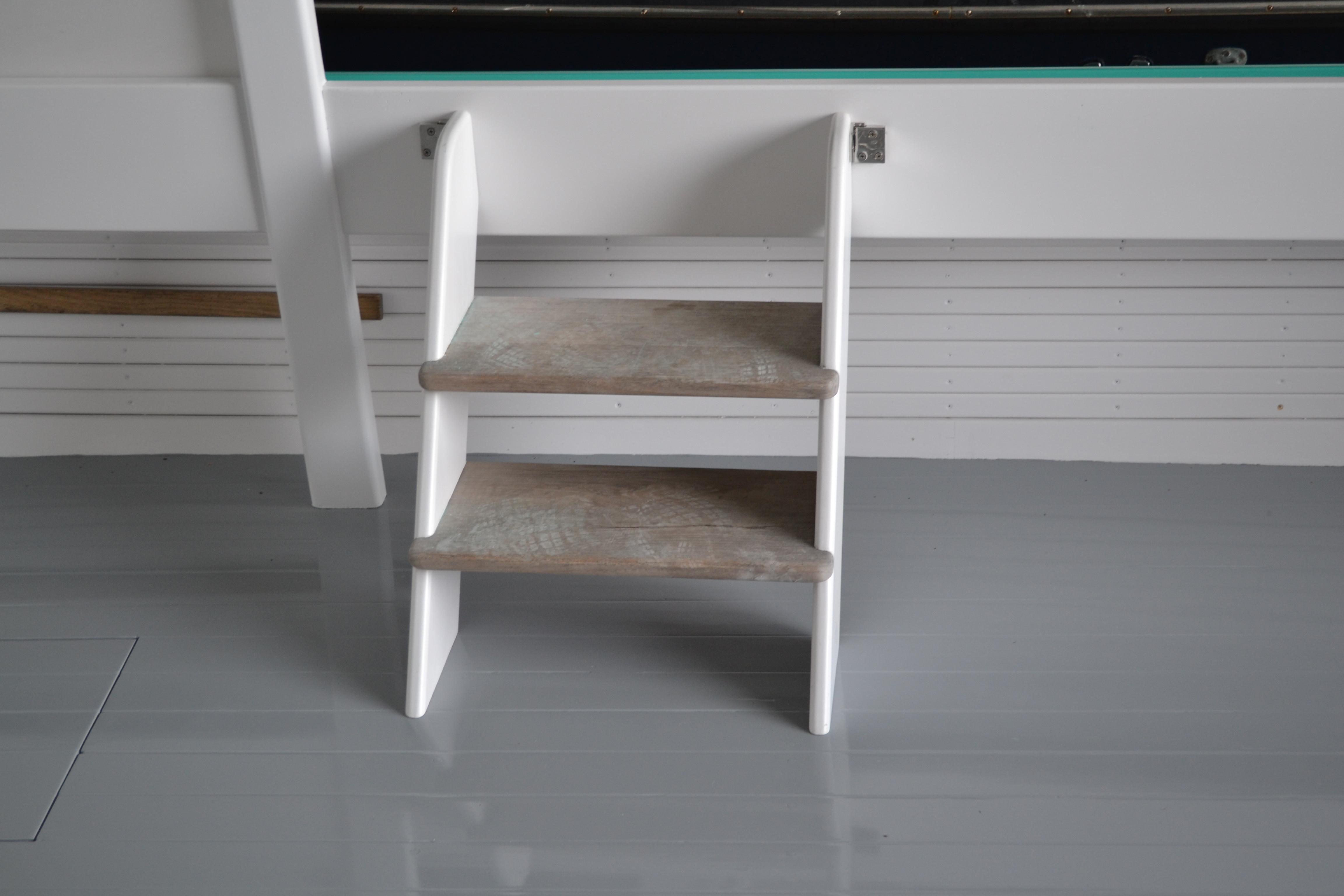 Starboard Boarding Ladder