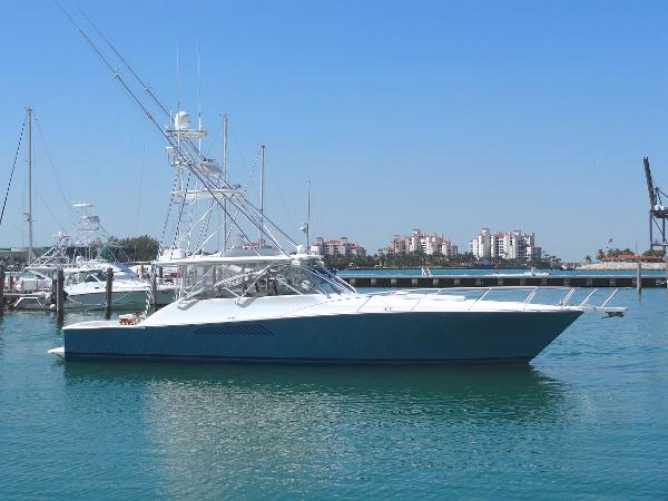 2008 52 u0026 39  viking express yacht for sale