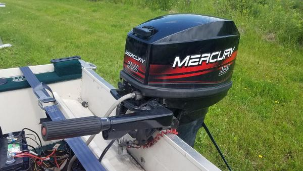 1999 Smoker Craft boat for sale, model of the boat is 140 Pro Mag & Image # 10 of 12