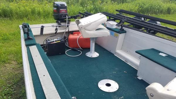 1999 Smoker Craft boat for sale, model of the boat is 140 Pro Mag & Image # 6 of 12