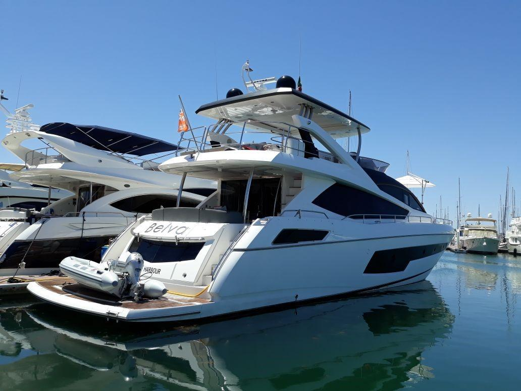 75 ft Sunseeker 75 Yacht