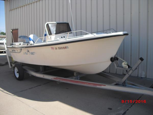 1986 PROLINE boat for sale, model of the boat is 17' CENTER CONSOLE & Image # 5 of 31