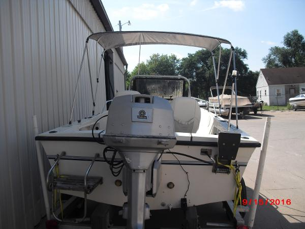 1986 Proline boat for sale, model of the boat is 17' CENTER CONSOLE & Image # 29 of 31