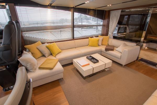 Princess Motor Yacht Sales - Used Princess S72