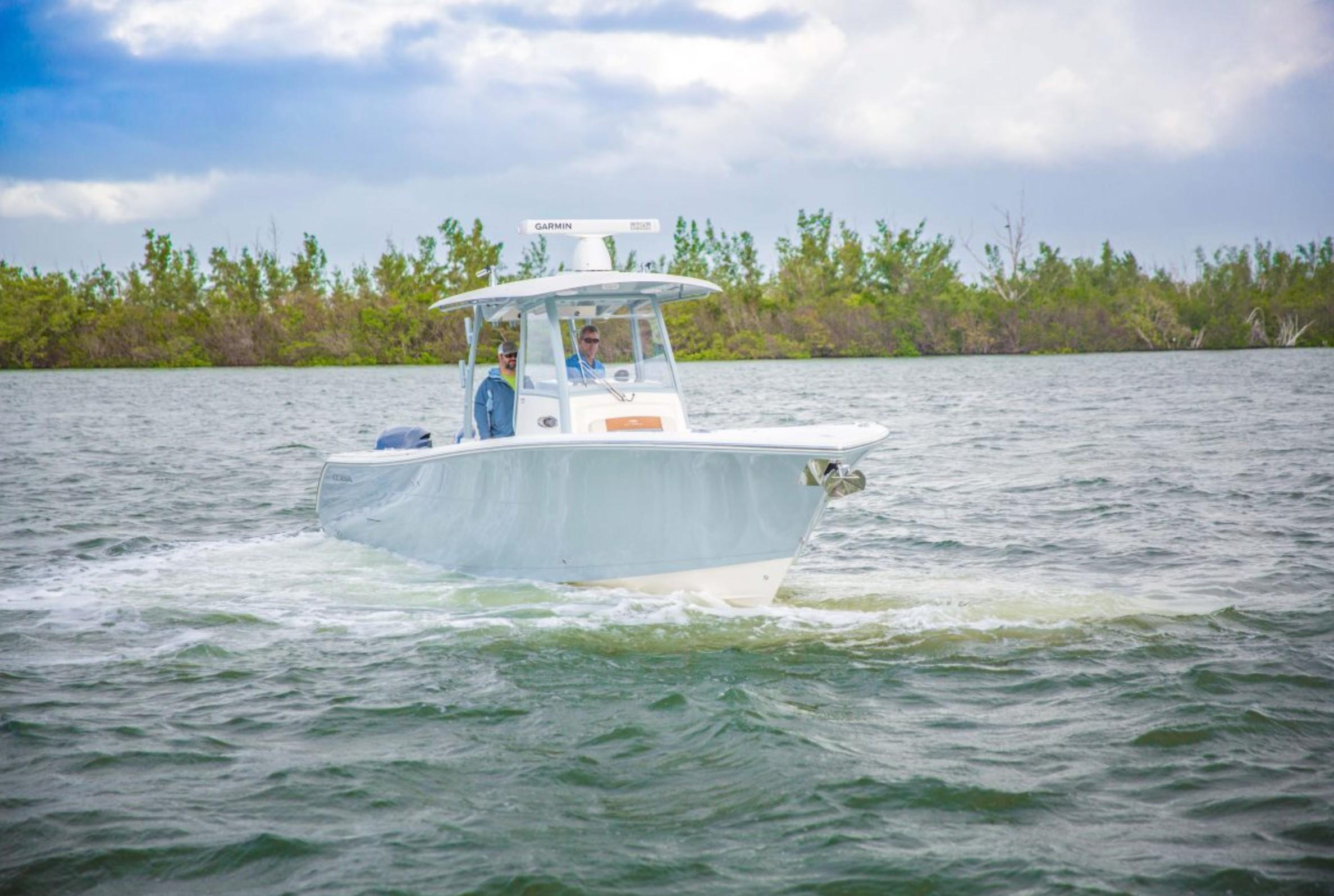 Cobia 320 Center Console - On Order