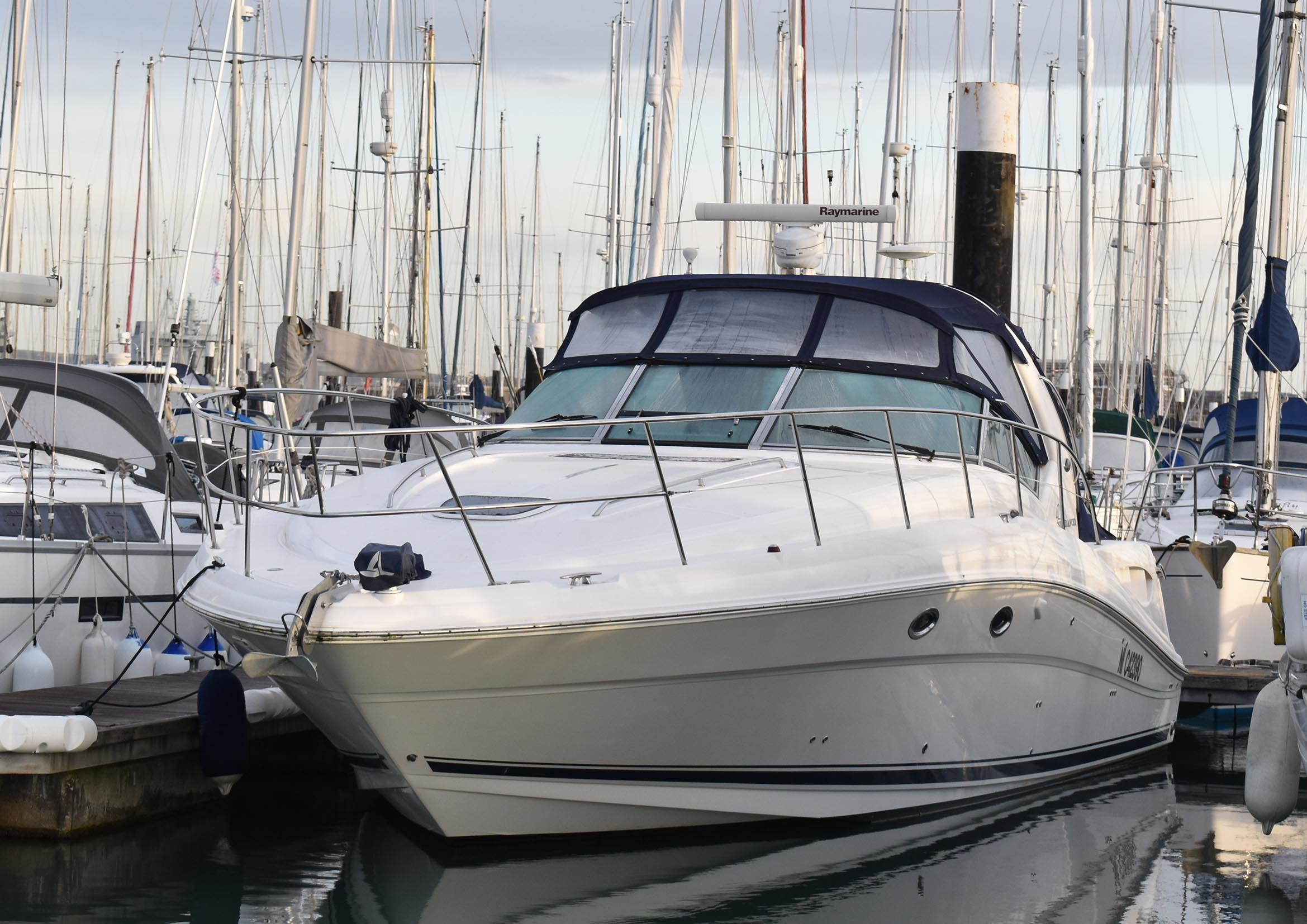 Sea Ray Sundancer 425
