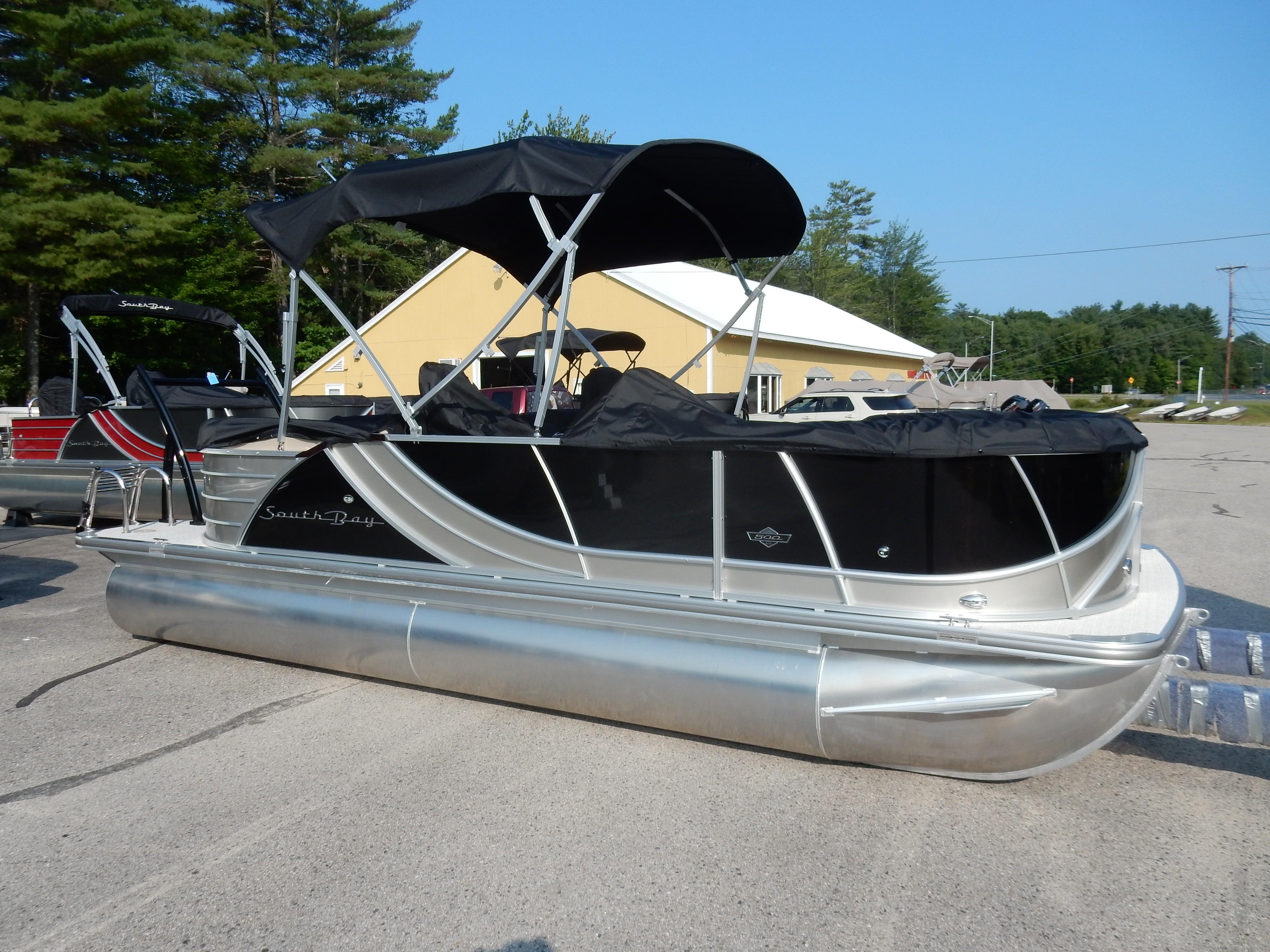 2019 South Bay 521rs Center Ossipee New Hampshire Wards Boat Shop Pontoon Wiring Harness Inc Nh Used Sales And Service