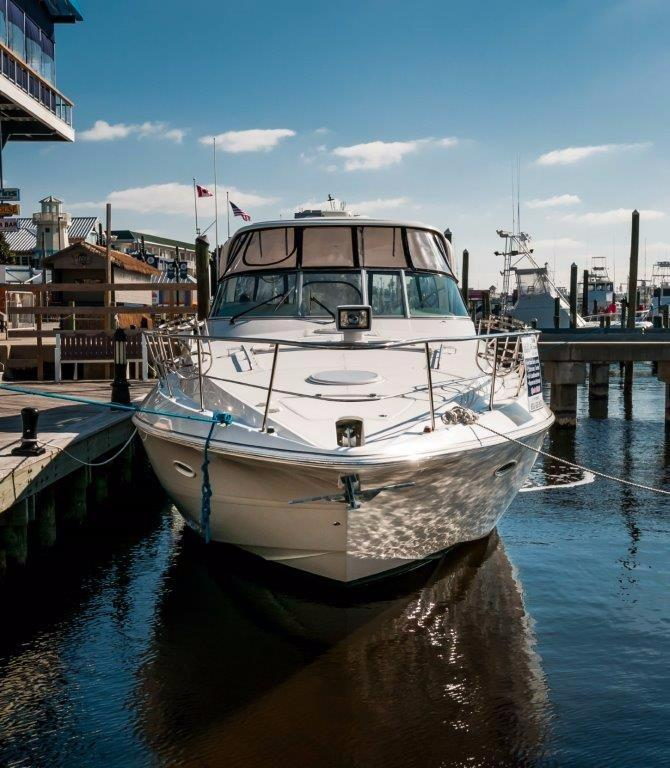 46 Cruisers Yachts A Lotta Trouble 2006 Lillian Denison Yacht Sales