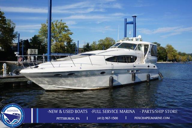 50 Sea Ray 2002 Unknown | Denison Yacht Sales