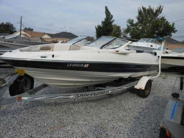 1998 REGAL 1700 LSR for sale