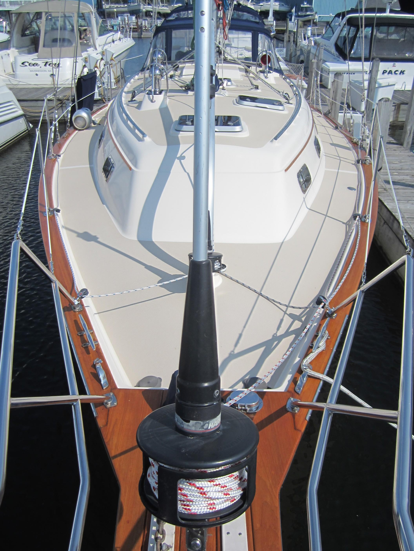 2001 380 TRANQUILLITY | David Walters Yachts