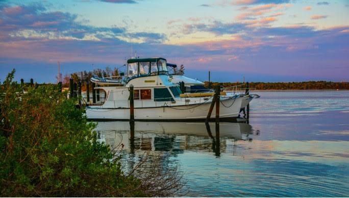 42' Duffy 1988 Trawler