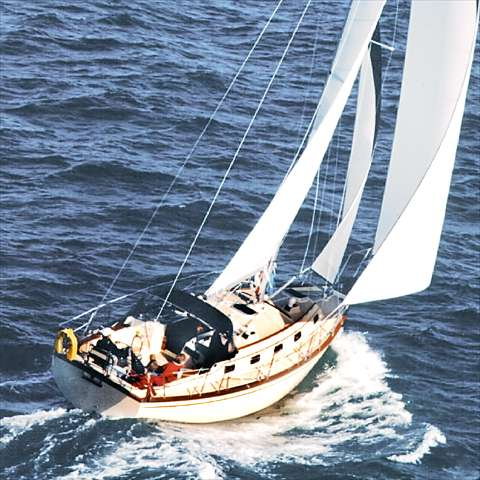 38.42' Island Packet 1996 37