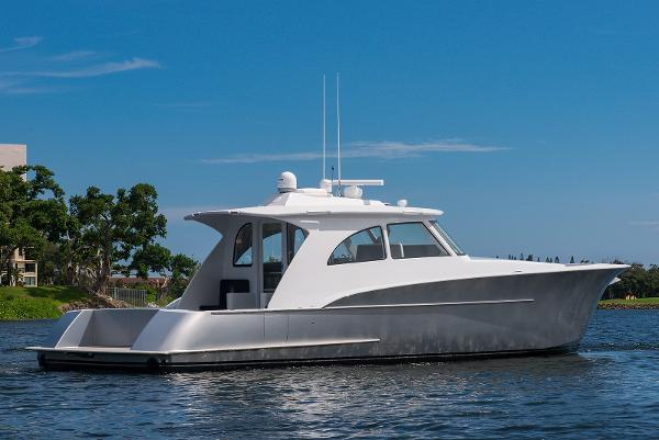 2018 57' Custom Carolina 57' Walkaround