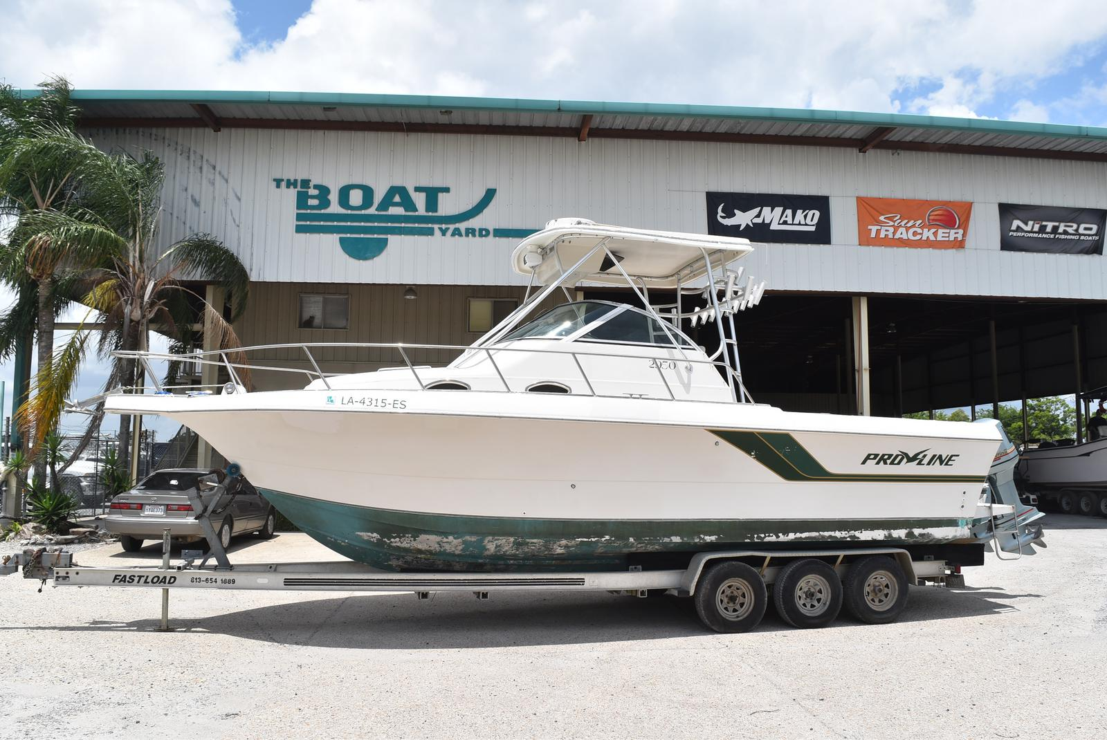 1996 Pro-Line boat for sale, model of the boat is 2950 & Image # 1 of 29