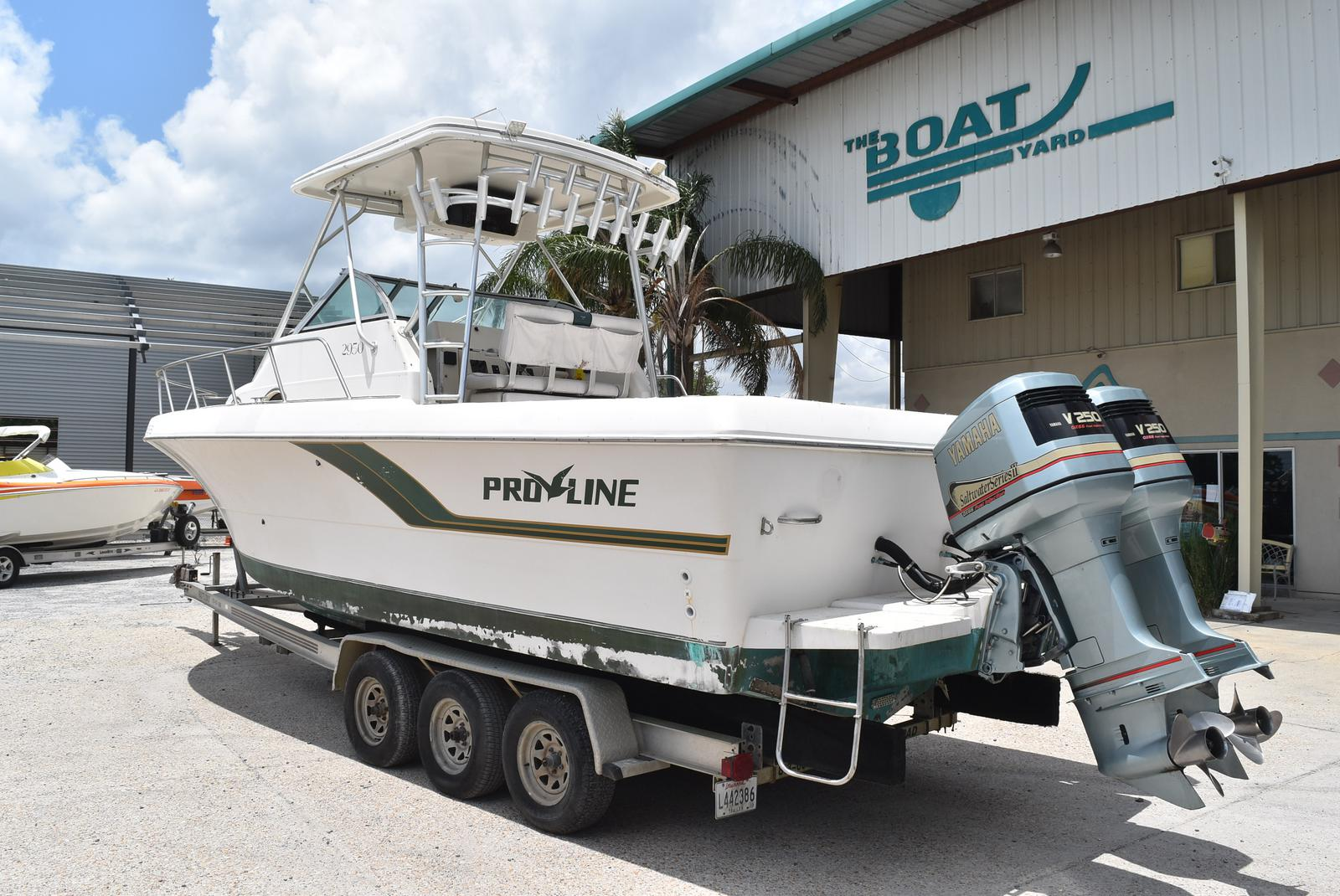 1996 Pro-Line boat for sale, model of the boat is 2950 & Image # 2 of 29