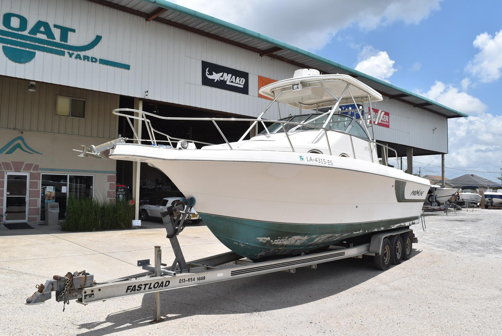 1996 Pro-Line boat for sale, model of the boat is 2950 & Image # 20 of 29