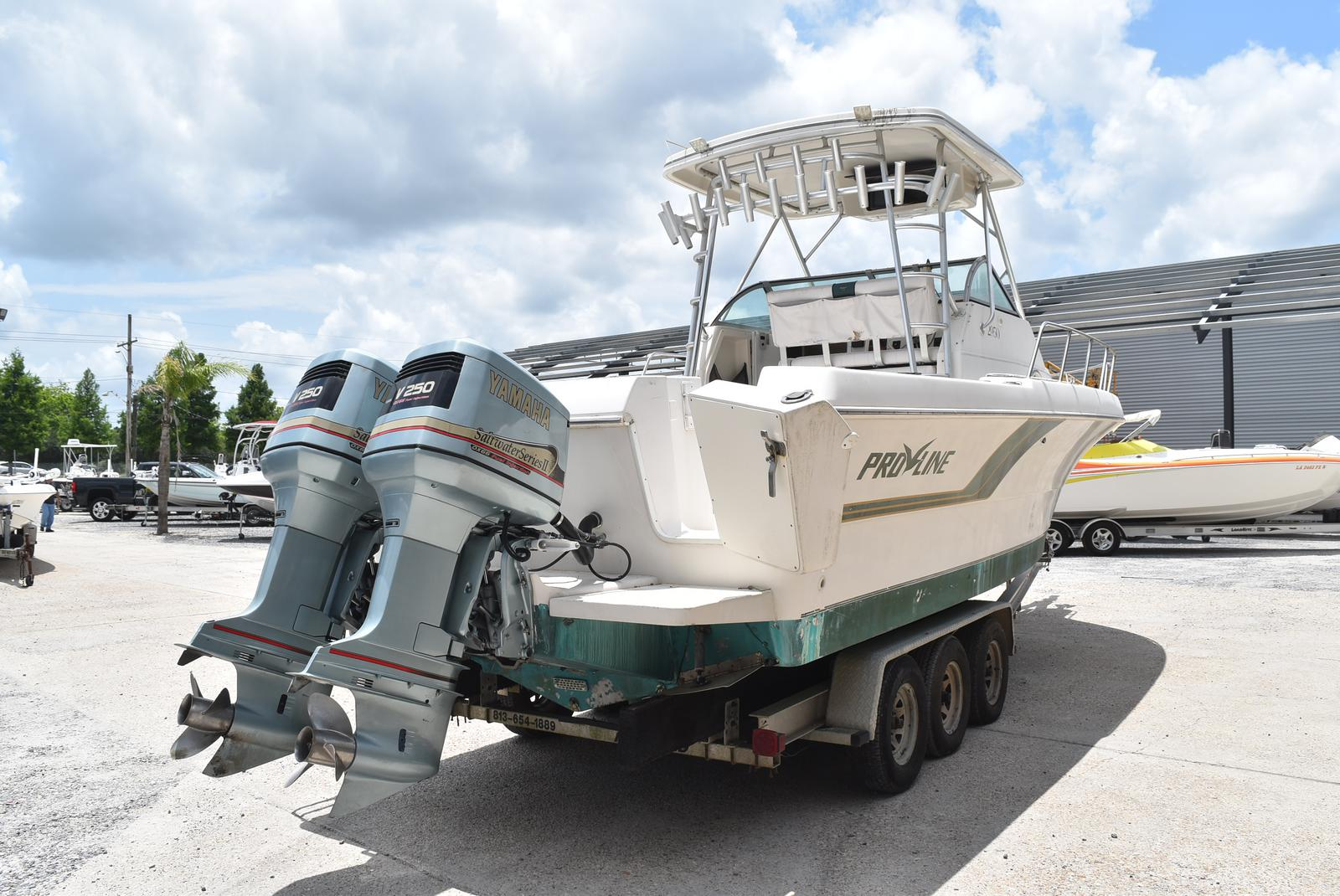 1996 Pro-Line boat for sale, model of the boat is 2950 & Image # 25 of 29