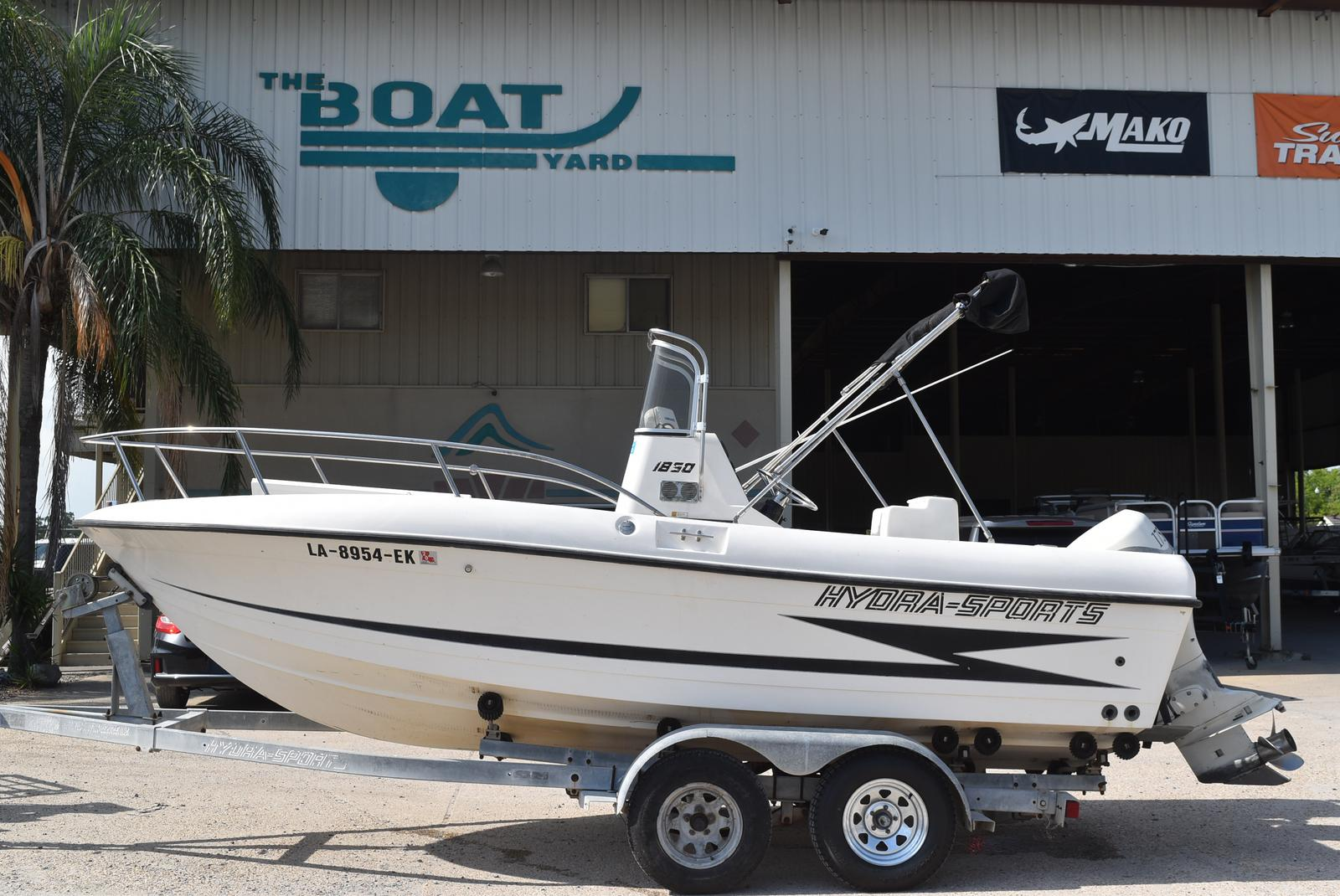 1993 Hydra-Sports boat for sale, model of the boat is 185 & Image # 1 of 14