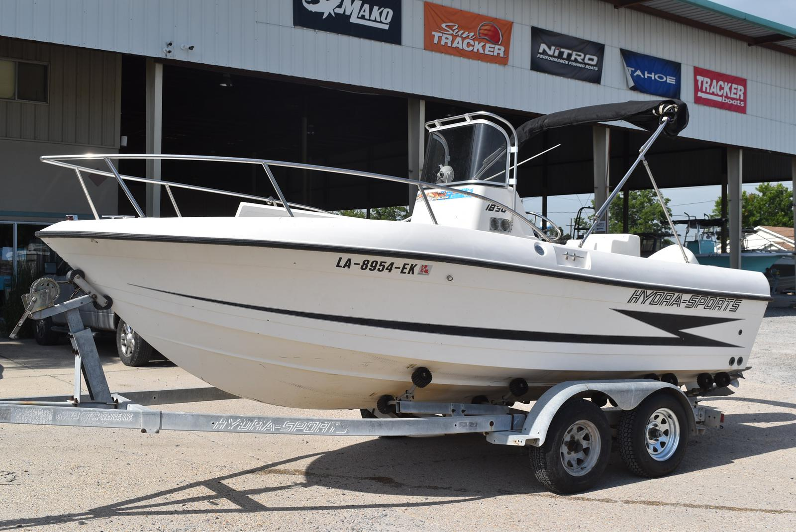 1993 Hydra-Sports boat for sale, model of the boat is 185 & Image # 11 of 14