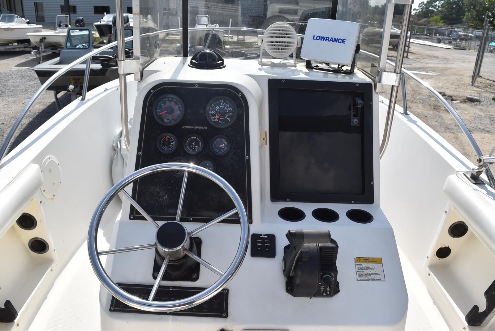 1993 Hydra-Sports boat for sale, model of the boat is 185 & Image # 13 of 14