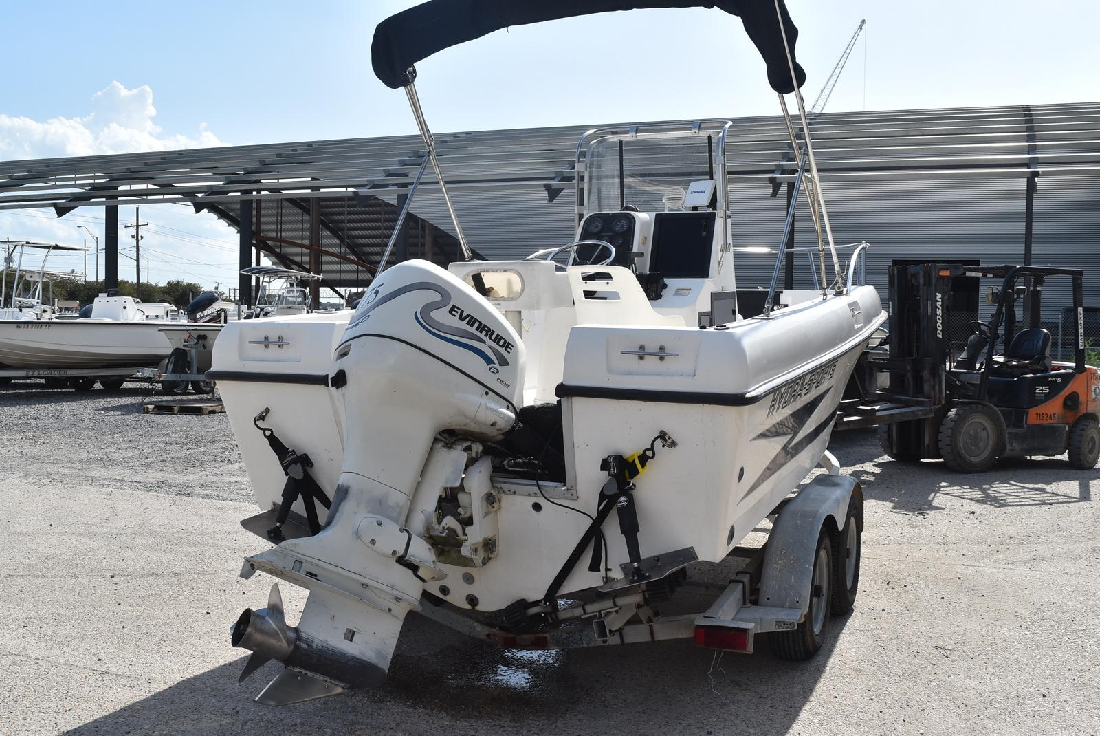 1993 Hydra-Sports boat for sale, model of the boat is 185 & Image # 3 of 14
