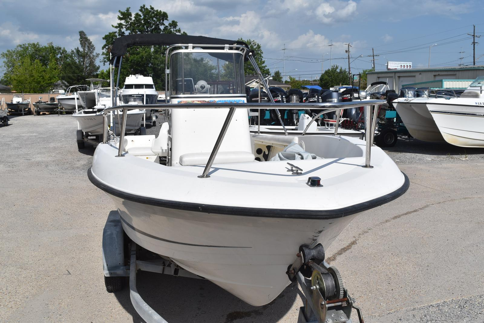 1993 Hydra-Sports boat for sale, model of the boat is 185 & Image # 6 of 14