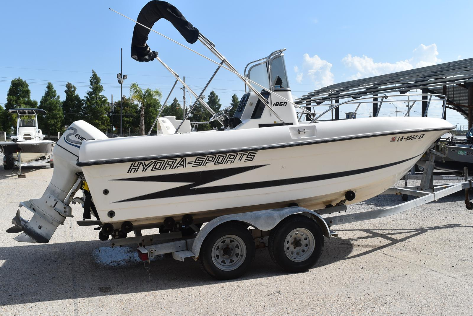 1993 Hydra-Sports boat for sale, model of the boat is 185 & Image # 8 of 14