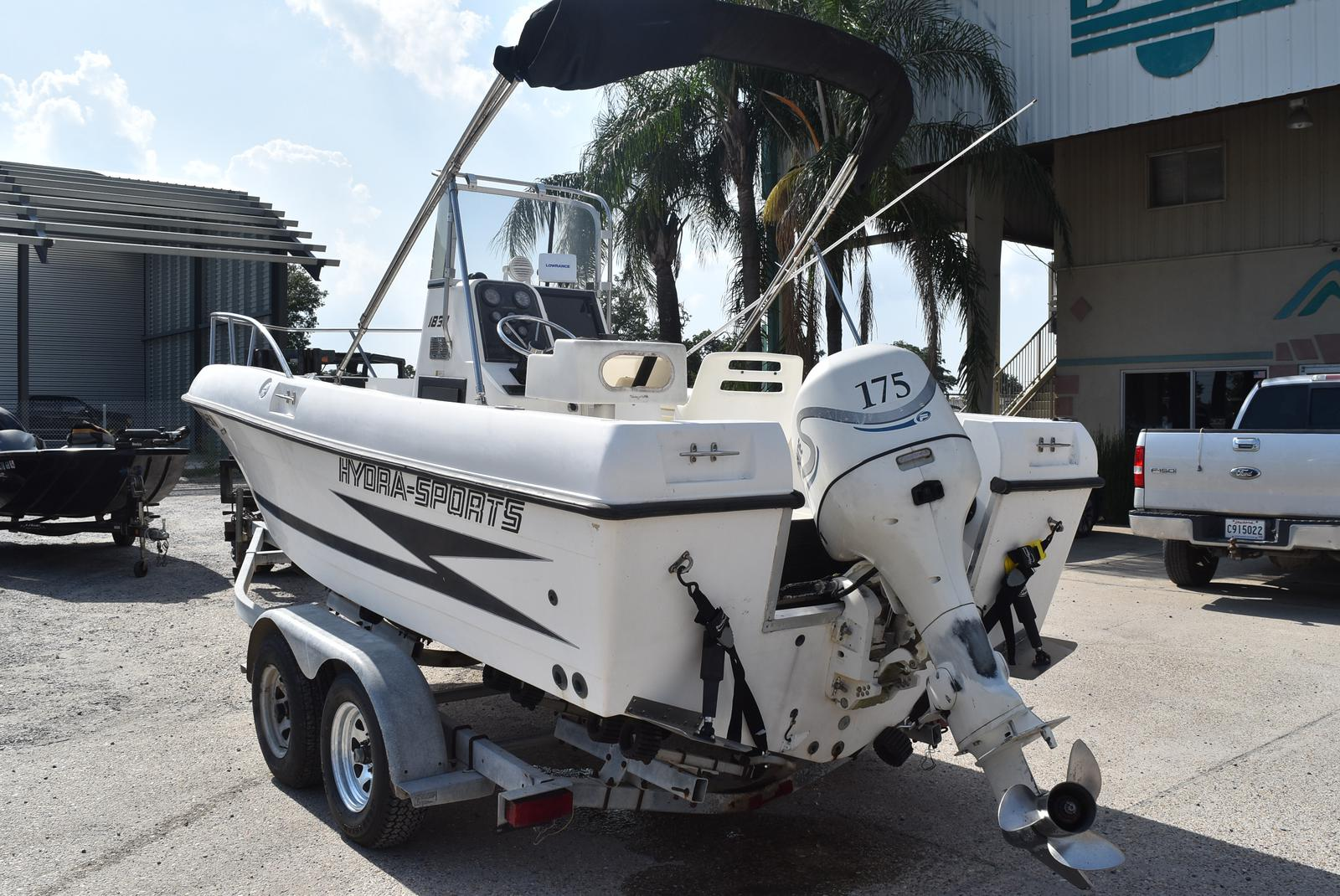 1993 Hydra-Sports boat for sale, model of the boat is 185 & Image # 9 of 14