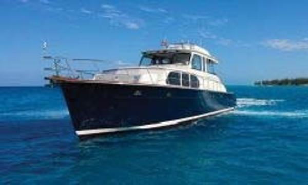 2008 62' Huckins LINWOOD 62