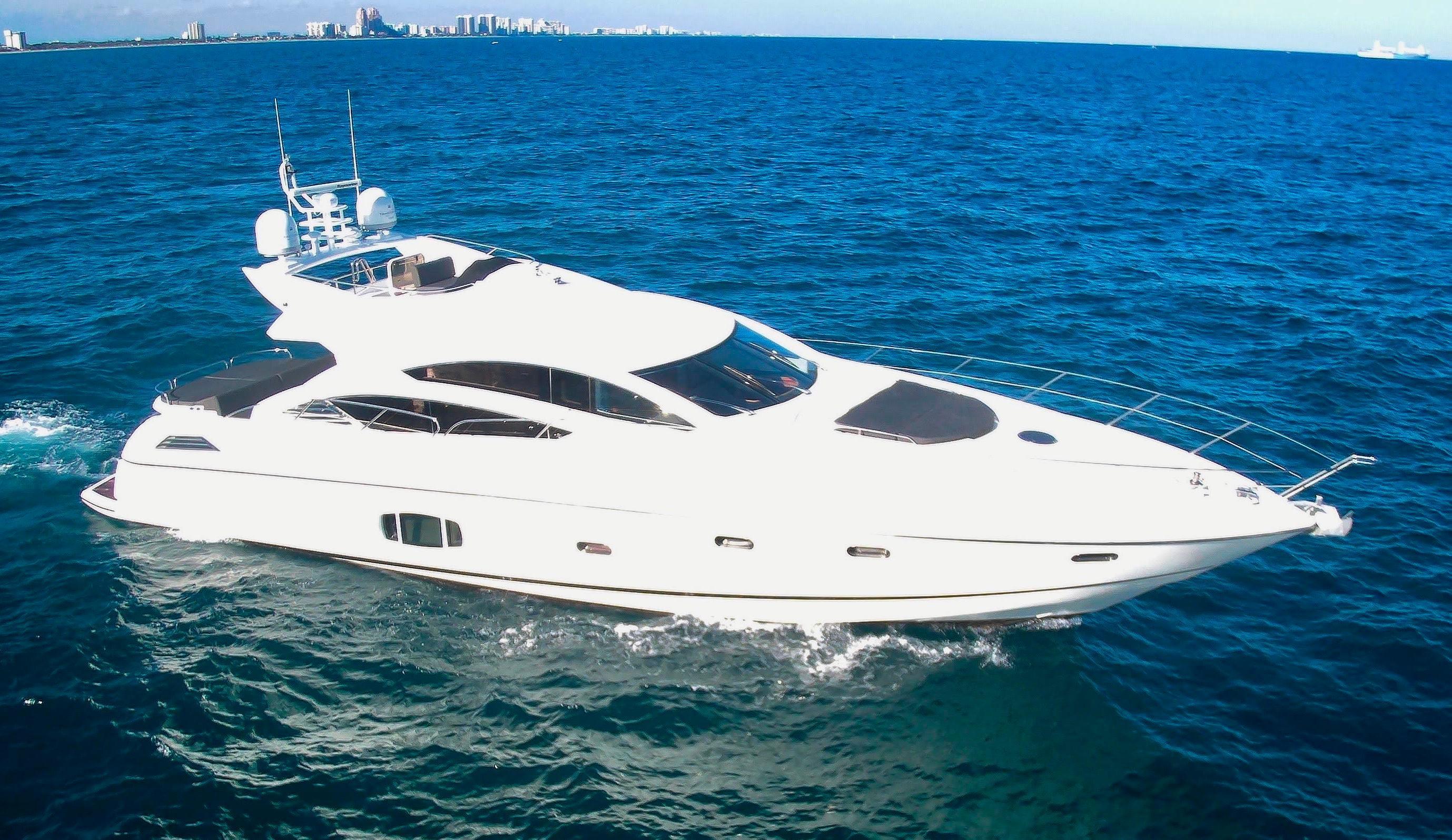 74 ft Sunseeker Sport Yacht
