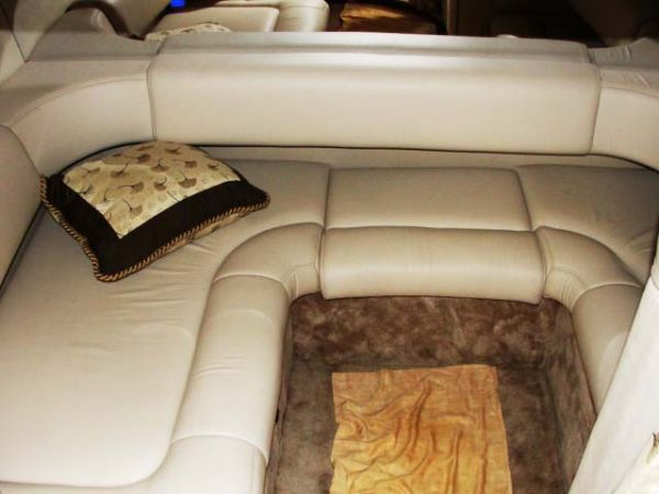 Aft Cabin Double Berth