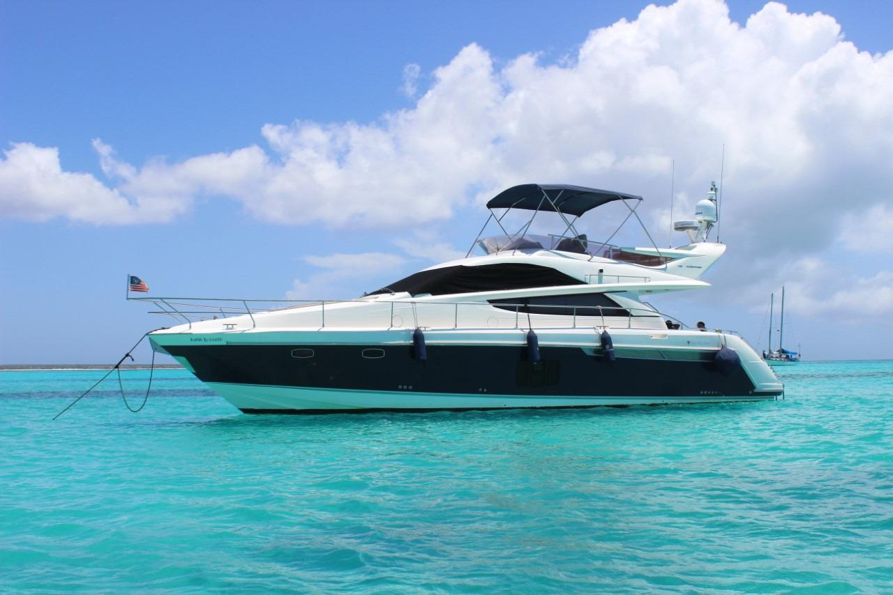 48' Fairline Phantom 48
