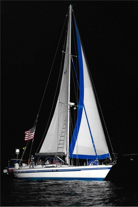 Picture Of:  55' Tayana 55 Center Cockpit 1992Yacht For Sale | 76