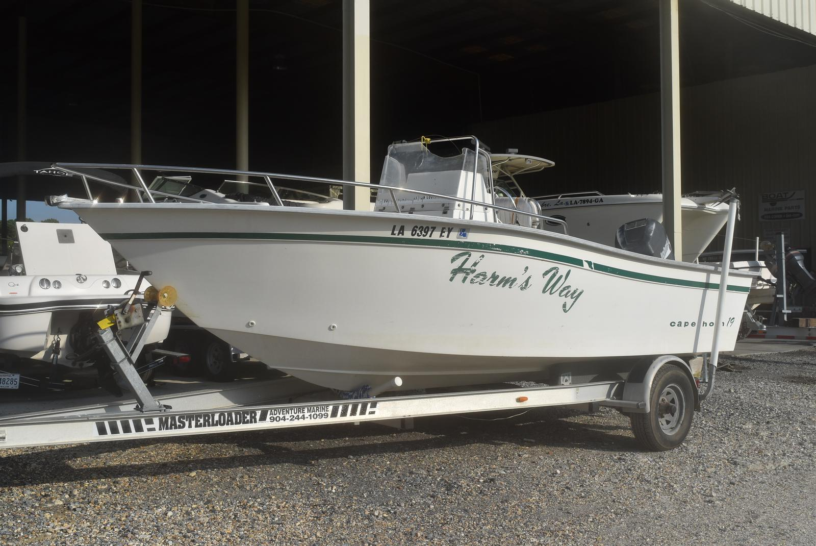 1999 Cape Horn boat for sale, model of the boat is 19 & Image # 1 of 13