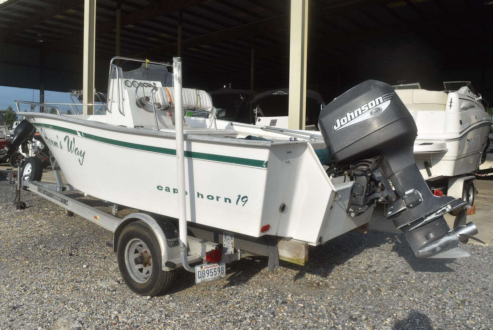 1999 Cape Horn boat for sale, model of the boat is 19 & Image # 8 of 13
