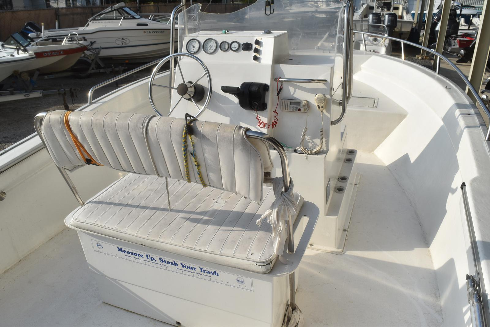 1999 Cape Horn boat for sale, model of the boat is 19 & Image # 9 of 13