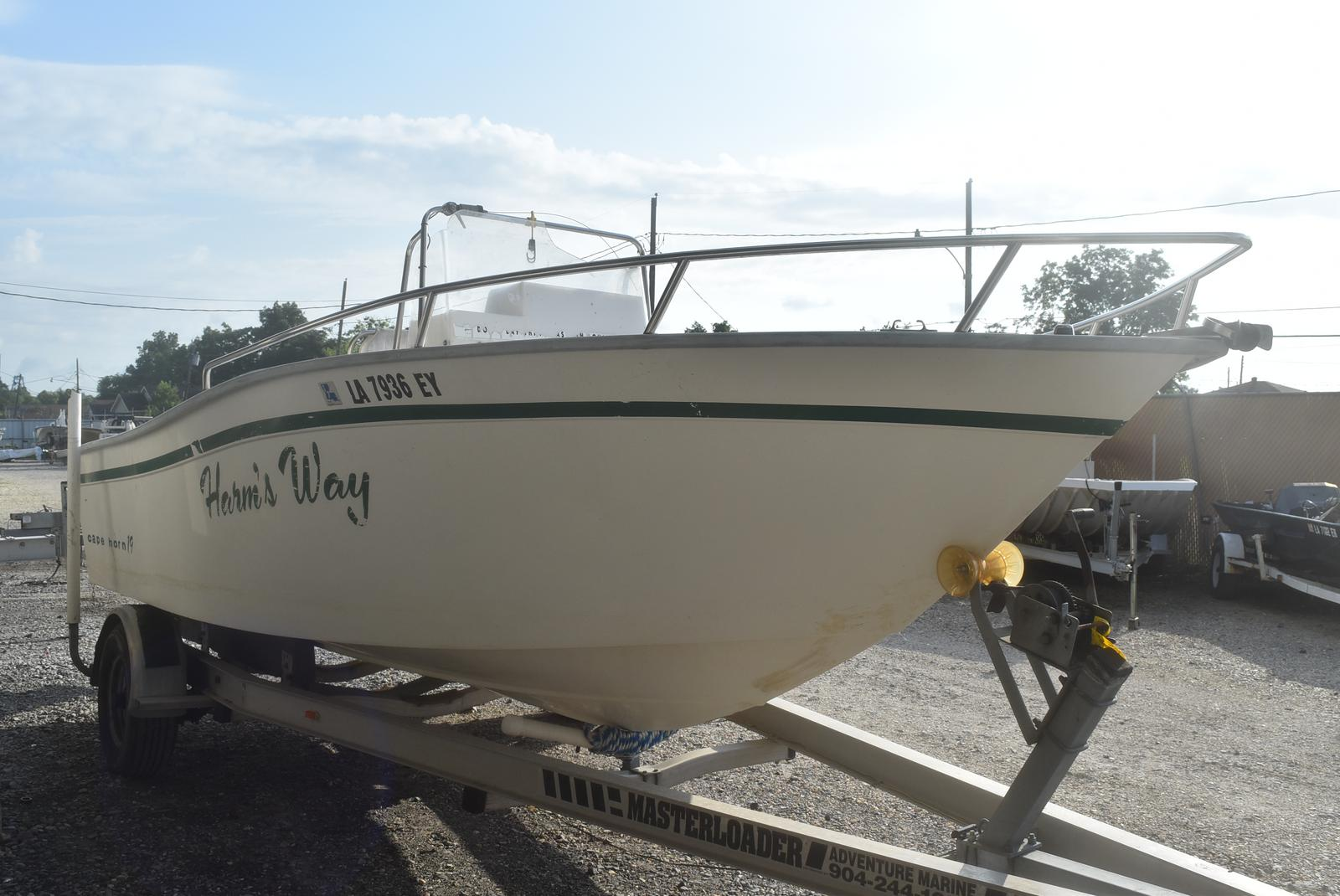1999 Cape Horn boat for sale, model of the boat is 19 & Image # 6 of 13