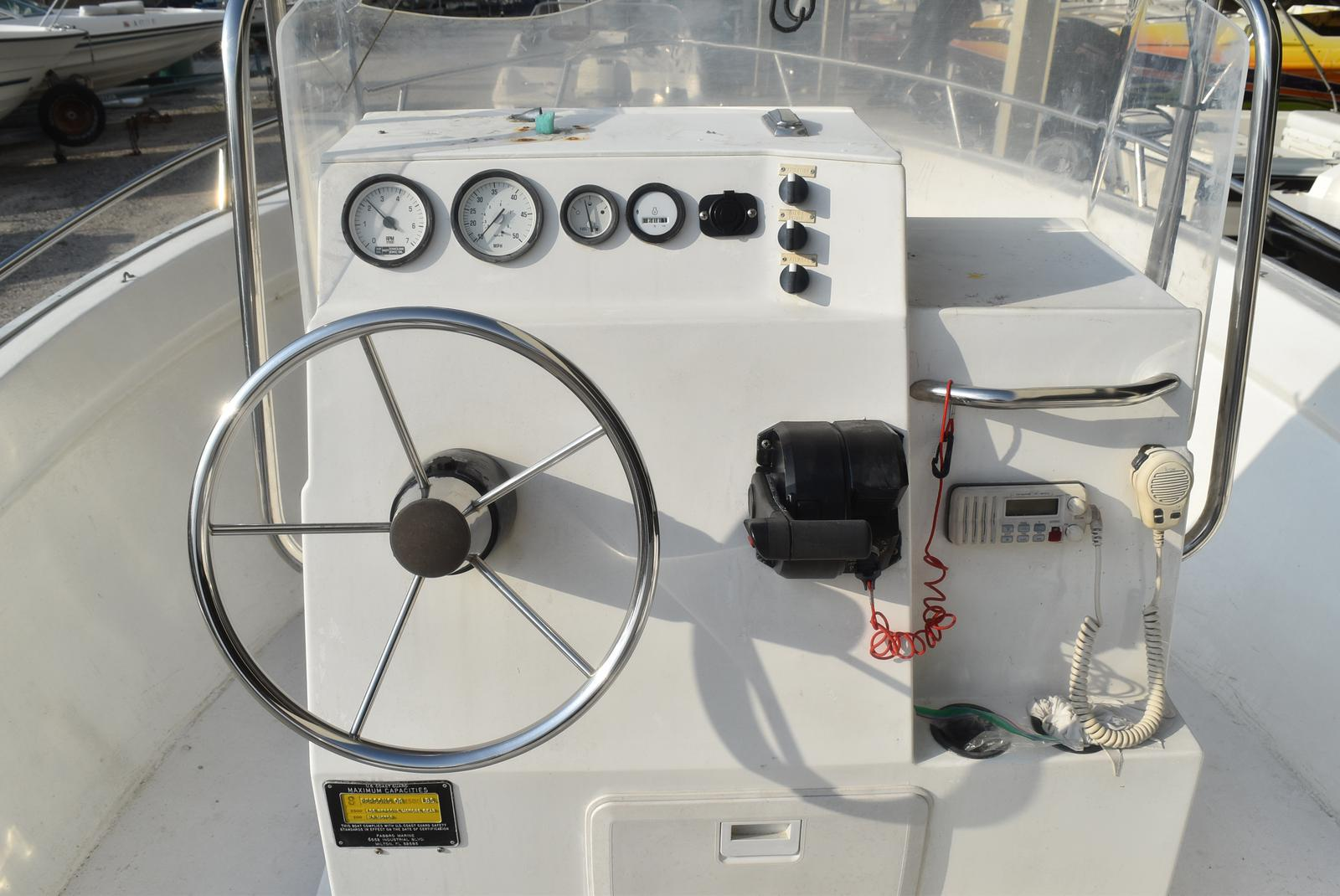 1999 Cape Horn boat for sale, model of the boat is 19 & Image # 2 of 13