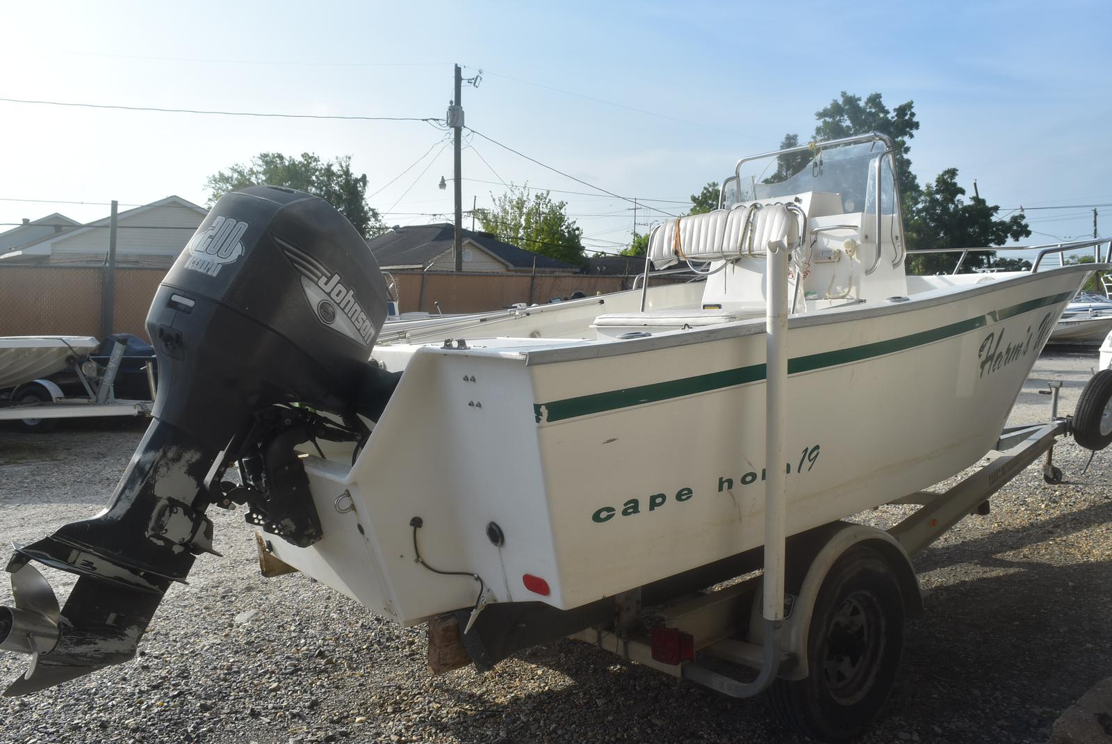 1999 Cape Horn boat for sale, model of the boat is 19 & Image # 11 of 13