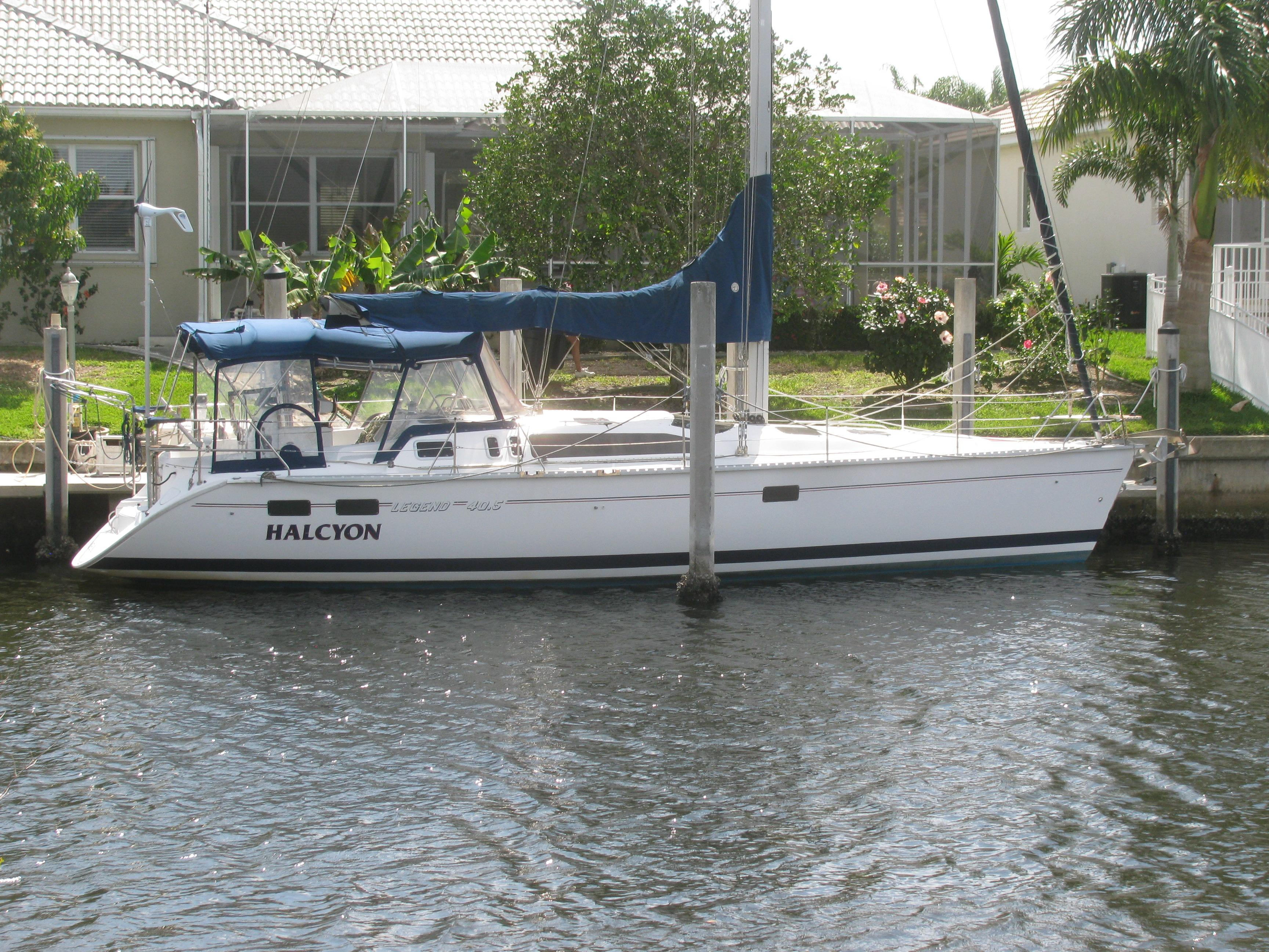 40' Hunter 1994 Legend 40.5