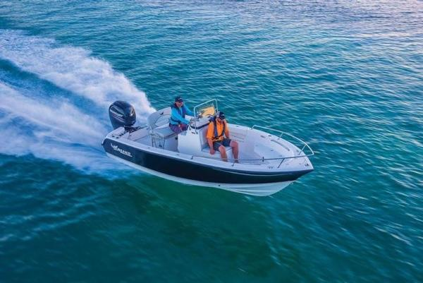 2018 Mako boat for sale, model of the boat is 184 CC & Image # 1 of 4