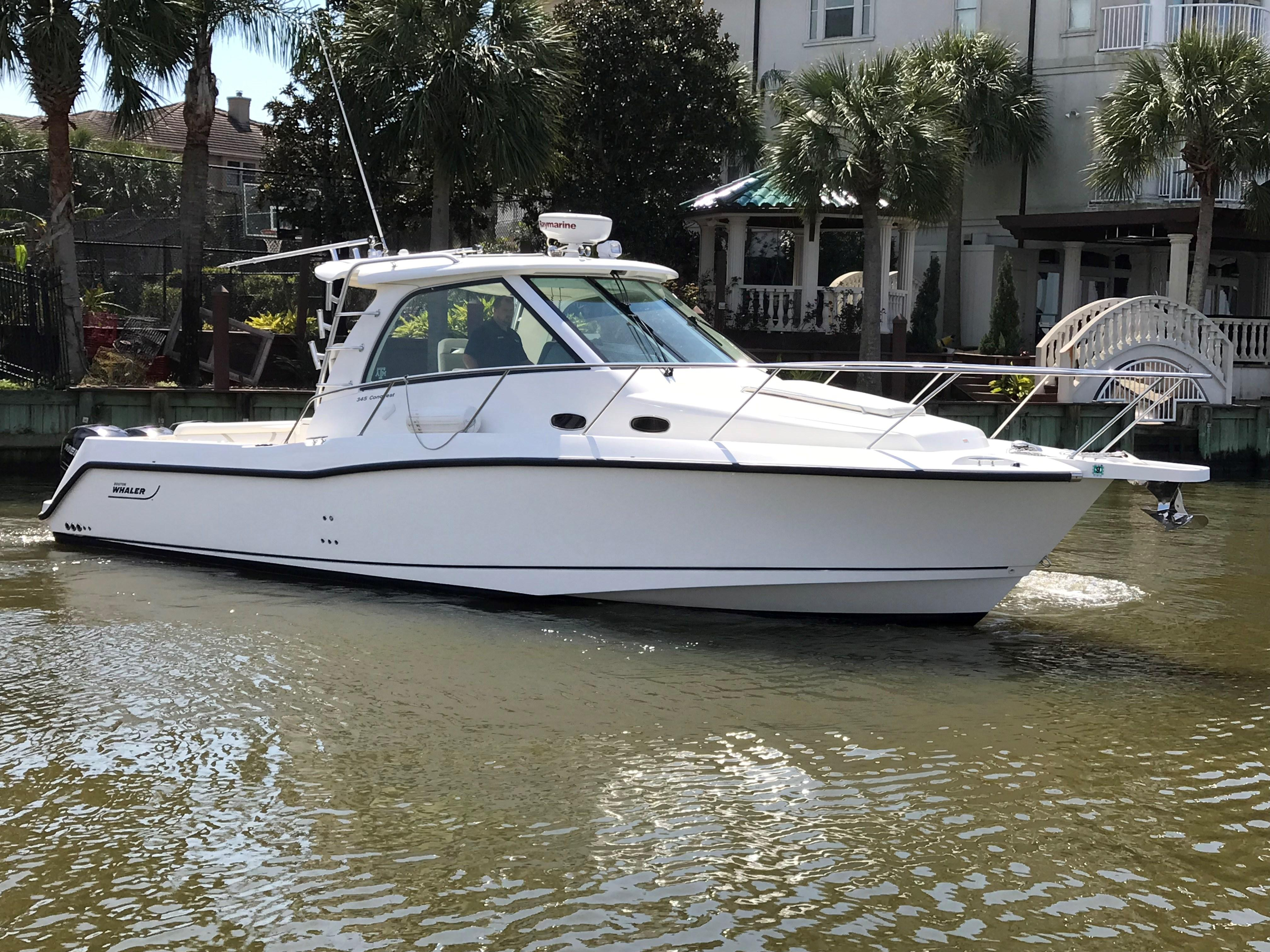 Boston Whaler Boats for Sale Ranging from $100,000 to