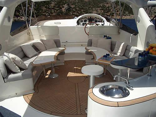 Manufacturer Provided Image: Flybridge